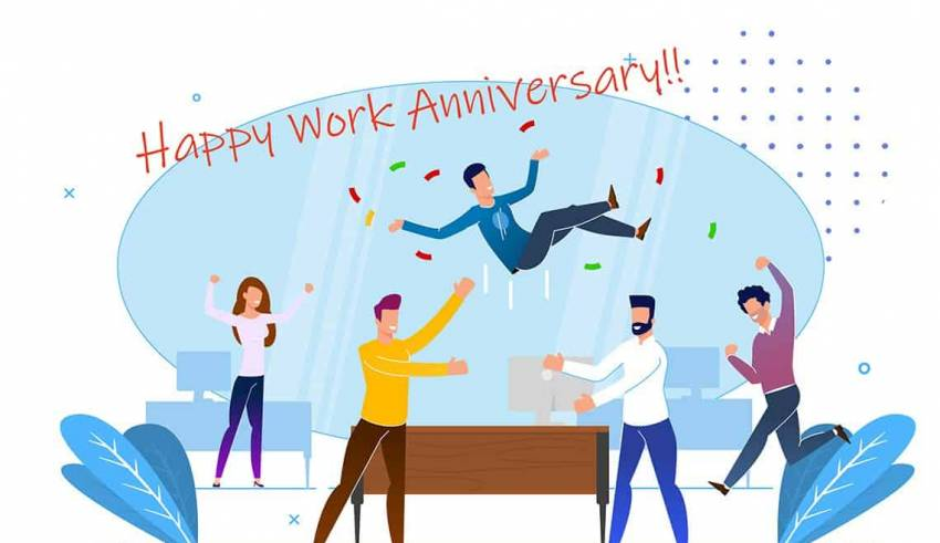 Celebrate Employee Service Anniversaries