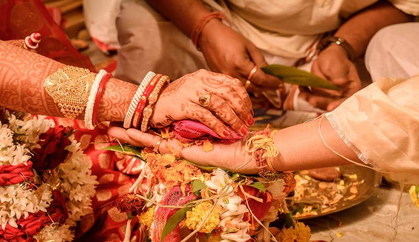 bengali wedding ceremony