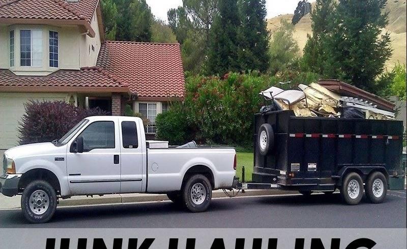 Junk hauling