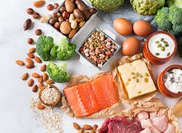 Natural sources of Protein for Women
