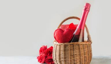 New Year's Eve Canada Gift Basket Ideas