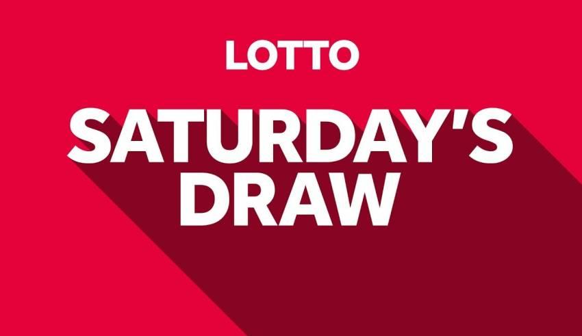 Saturday Lotto