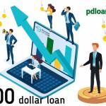 200-dollar loan from online