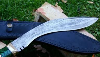 Hunting Kukri Knife