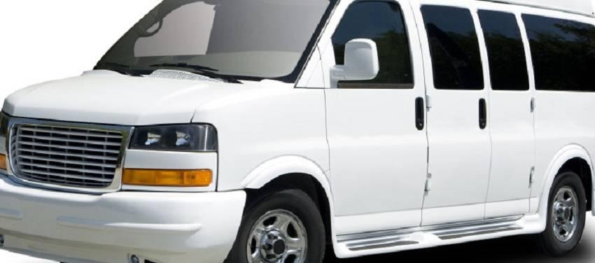 Advantages of Renting a Van