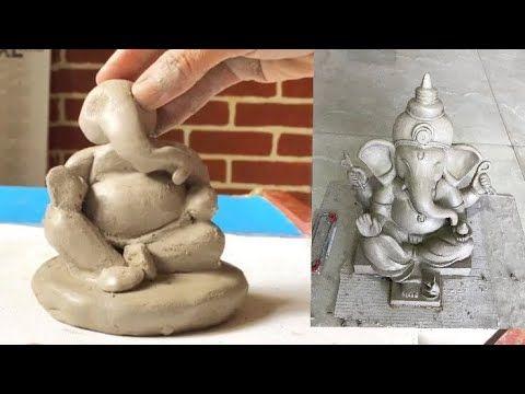 Art of Making Ganesha Statues