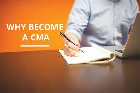 Become a CMA