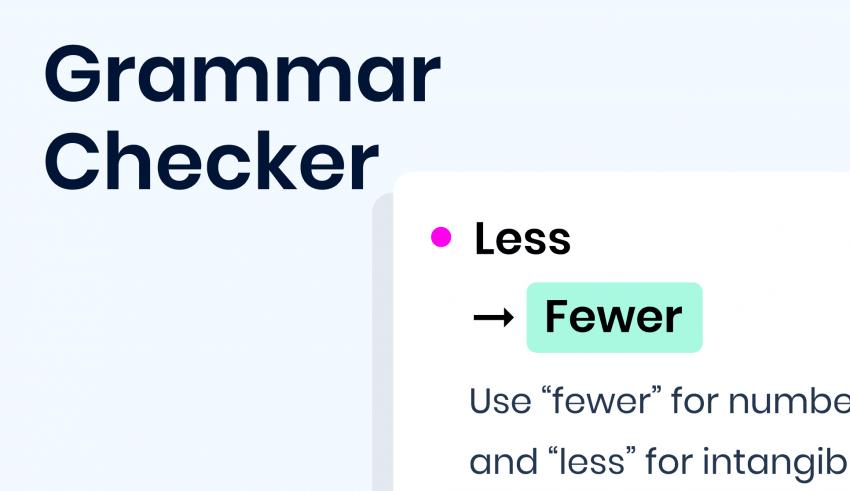Grammar Checking App
