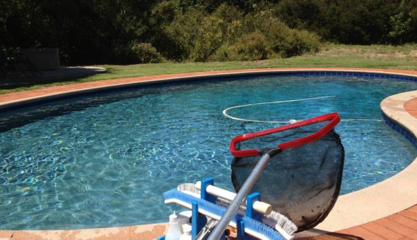Pool Sparkling Clean