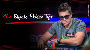 Tips to Play Poker
