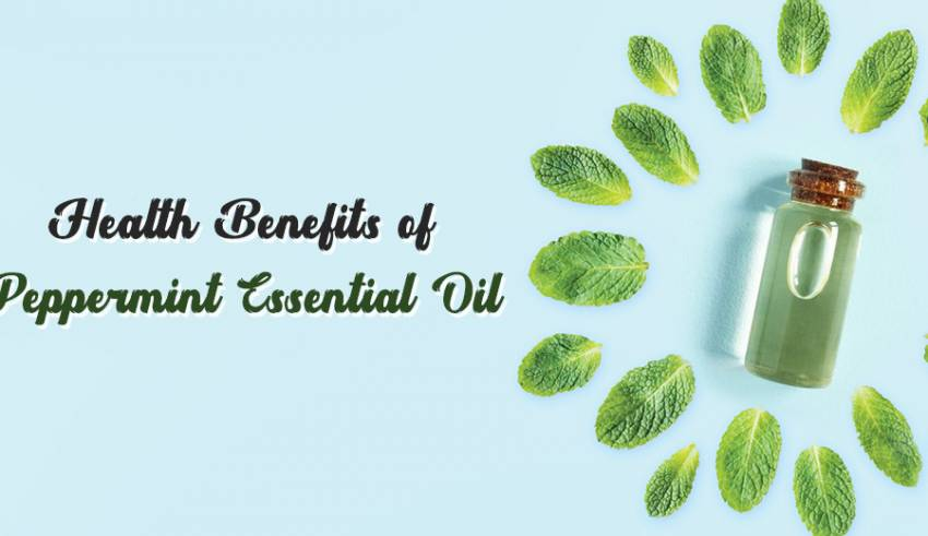 Health Benefits of Peppermint Essential Oil, Genmedicare