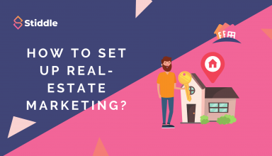 How to set up real-estate marketing?
