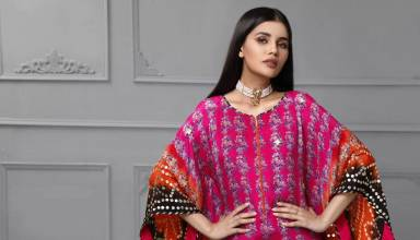Shireen Lakdawala will offer Unique Clothing Design on Eid 2021
