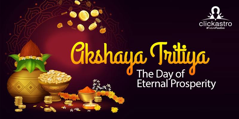 Akshaya Tritiya Festival 2021, Celebration, History & Rituals