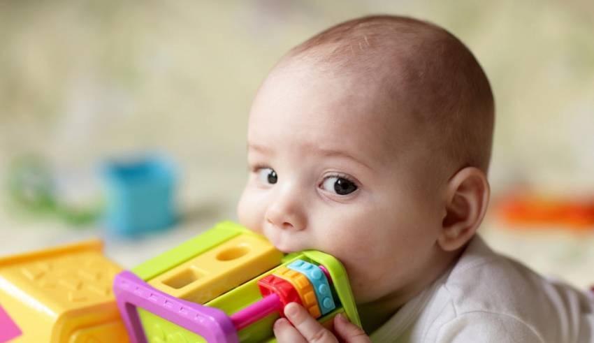Buying Used Baby Toys