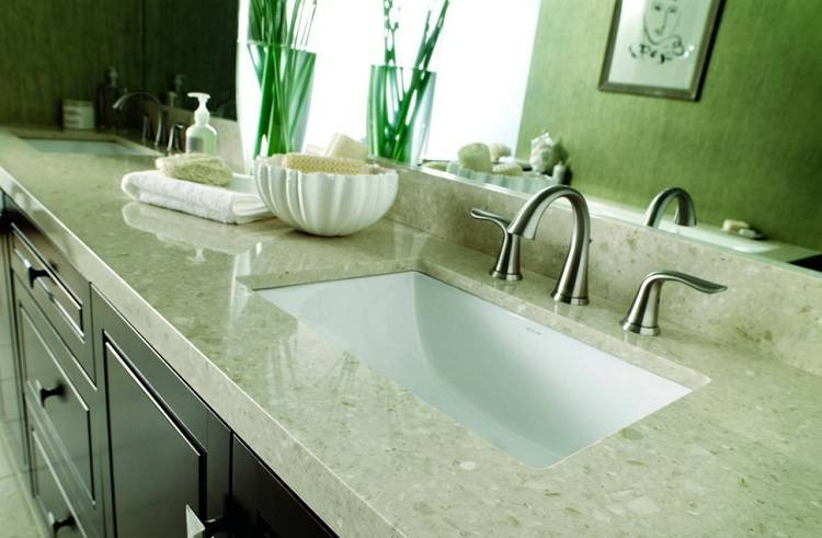 Countertop For Your Bathroom