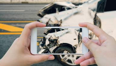 WHAT TO DO WHEN YOU ENCOUNTER A CAR ACCIDENT