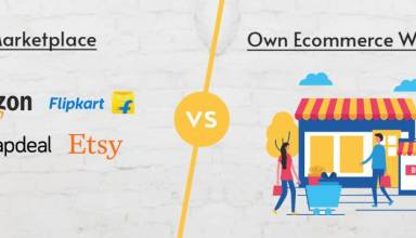 Marketplace vs Ecommerce Site