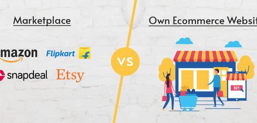 Marketplace vs Ecommerce Site