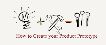 create a product prototype