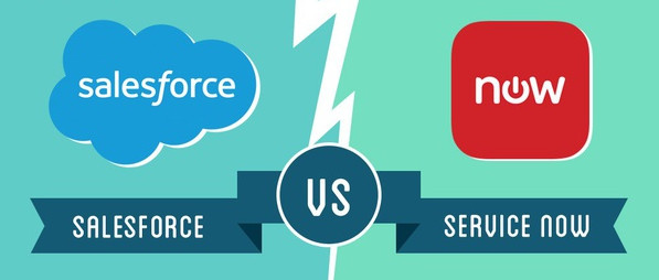 servicenow vs salesforce
