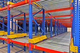 Benefits of Steel Pallet Shelving for Warehouse Storage