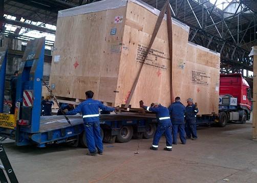 Choosing Machinery Moving Company