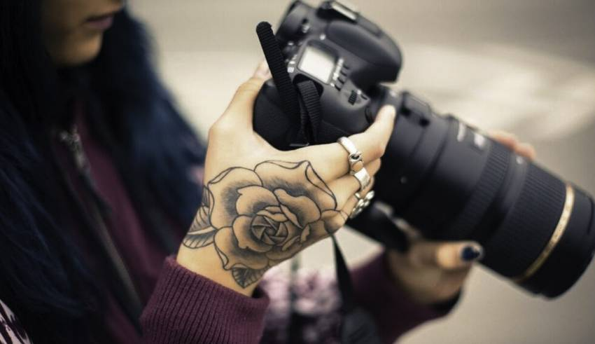 Inspired as a Photographer