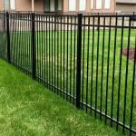 Setting the Beautiful Boundaries with Aluminum Fencing