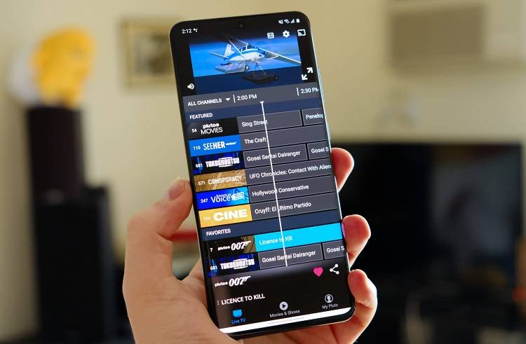 Steam Live TV on Your SmartPhone