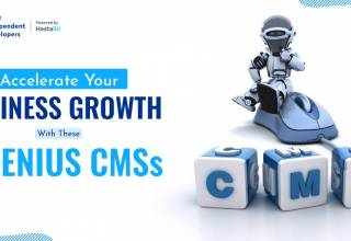 Top 5 CMS For Small Businesses & Startups