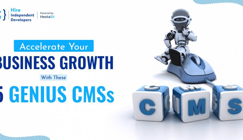 Top Five CMS for Small Businesses & Startups