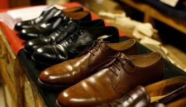 custom leather shoes