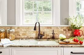 Choose Materials For Kitchen Backsplash