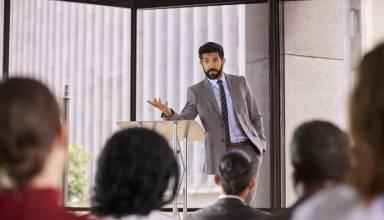 Identify Your Public Speaking