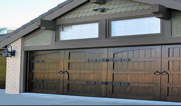 What Are The Types Of Garage Doors