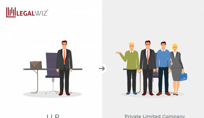 All the information you need while converting LLP into a private limited company