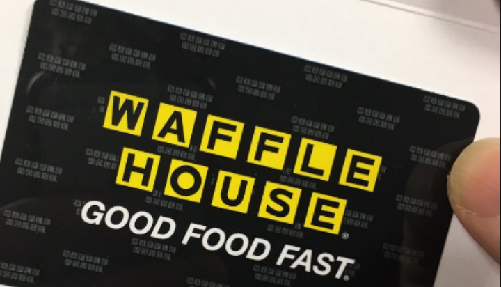 Waffle House Gift Card
