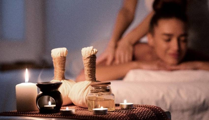 Unwind at a Thai Massage and Spa Center