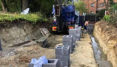 Groundwork Contractor In Surrey