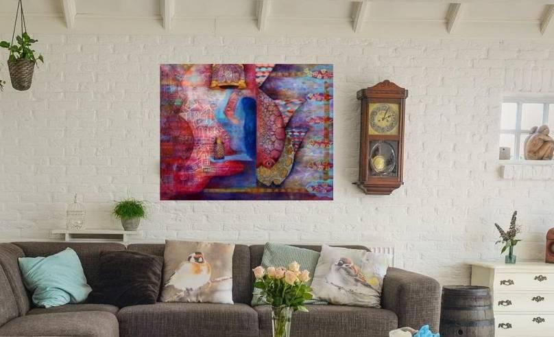 Amazing Framed Wall Art Ideas