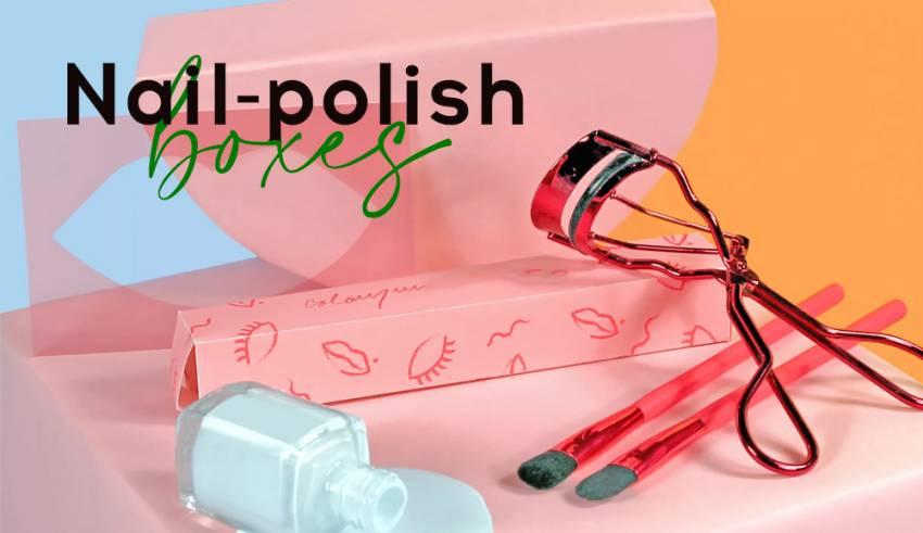 nail polish box
