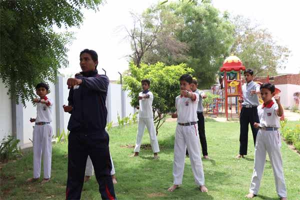 extracurricular activities at school in jaipur