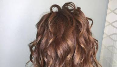 Human hair toppers for the perfect hair