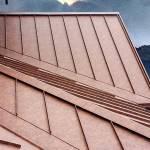Metal roof materials
