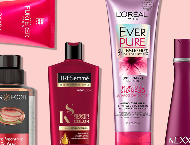Shampoo for Colored Hair Is the Most Preferable and Herbal Shampoo