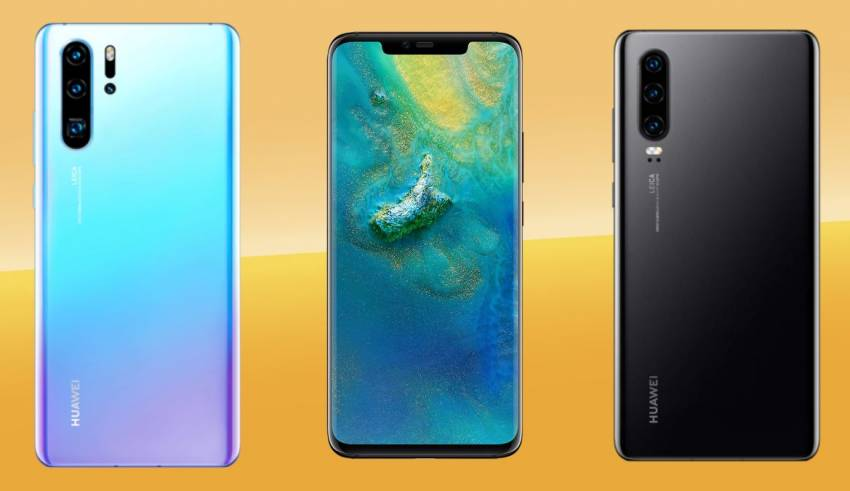 Some specifications of Choosing Huawei