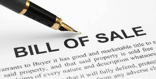 Tips to Write a Legal Bill of Sale