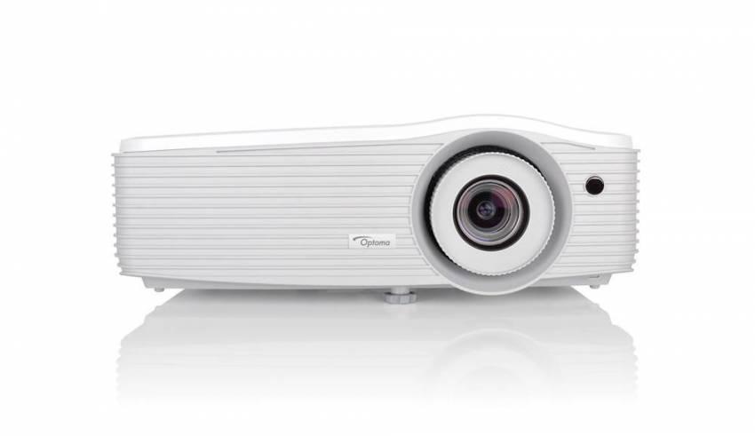Optoma W512 5500-Lumen WXGA DLP projector