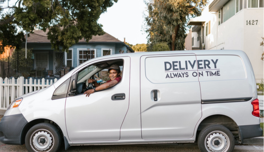 Tipping weed delivery drivers